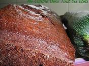 Cake chocolat pomme courgette