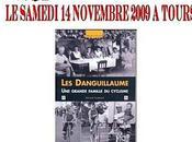 Sortie livre Danguillaume, plus grandes familles cyclistes