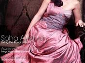 Soha Khan couverture magazine ANDPERSAND