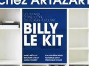 Parution Billy chez Artazart