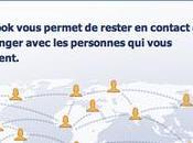 Web. ville Morlaix rejoint réseau social Facebook