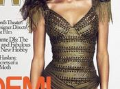Demi Moore pour Magazine