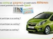 Essayez Chevrolet Spark Athènes?