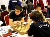 Championnat Monde d'échecs jeunes ronde Live