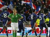 Nicolas Anelka éclaire Irlande (Eire) France barrages Coupe Monde 2010