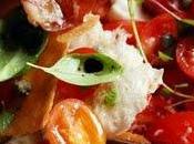 Dernière ligne droite avant deuxième édition Salon blog culinaire curieuse salade comme pizza...