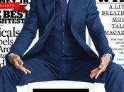 Esquire Robert Downey réalité augmentée