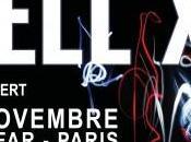 Review Concert Bell Postmarks Batofar 13/11/9