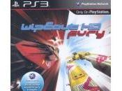WipeOut Fury version boîte