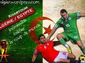 Algérie Egypte soir 18.30h) Omdurman, Soudan