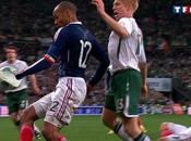 Videos: France-Irlande main Henry moments clés match
