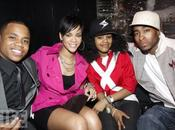 Tristan Wilds (90210) nouveau friend Rihanna