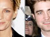 Thurman nouvelle partenaire Robert Pattinson dans