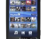 XPERIA Détails mobile Android Sony Ericsson