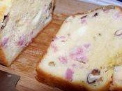 Cake salé version automnale