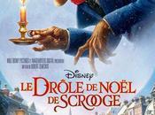 Drôle Noël Scrooge sortie cinéma semaine