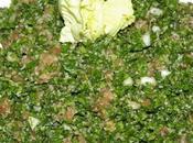 Recettes plats libanais buffet Soissons