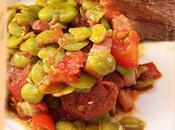 Fèves Chorizo