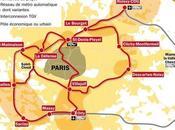 Grand Paris: super métro sans prolongation ligne