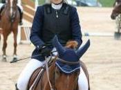 Florence Veillet championne d'équitation peur obstacles