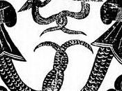 représentation chinoise l'équerre, compas serpent