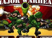 Major Warhead vrai jeux stratégie