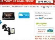 Motorola Milestone partir euros chez Rueducommerce
