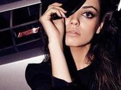 [couv] Mila Kunis pour BlackBook magazine (dec