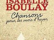 Isabelle Boulay chante l'hiver