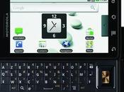 Motorola lance deuxième mobile sous Android l'équipe d'Eclair