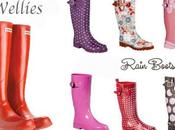 Tendance chaussures Wellies bottes fantaisie french…