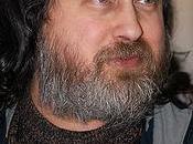 Richard Stallman, père logiciels libres, Lyon janvier 2010?