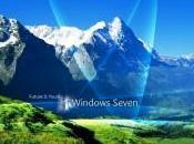 magnifiques wallpaper Windows Seven