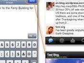 Publiez votre blogue depuis client Twitter [Wordpress.com]