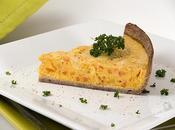 Tarte potiron carotte