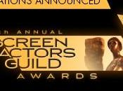 Awards. nominés..Clooney, Streep cie...
