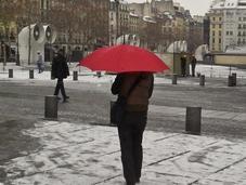 Paris sous neige Décembre 2009