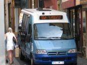 Municipalité d'Ajaccio place navettes gratuites pour deux soirées Réveillon.