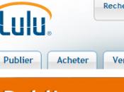 Lulu propose ebooks option