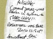 voeux 2010 adressés rédaction Éric Naulleau