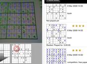 Sudoku Grab sudoku réalité augmentée numérisation grille papier)