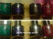 Swatch vernis Claire's
