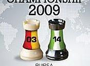 championnat monde d'échecs 2009 équipe