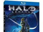 Halo décliné animes grands l'animation