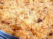 Crumble accompagnement, pourquoi side,
