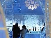 Quand glace devient Hôtel