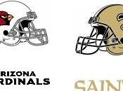 ARIZONA CARDINALS (11-6) ORLEANS SAINTS (13-3) (Samedi, FOX, 22h30)