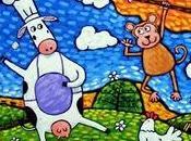 l'art pour enfants
