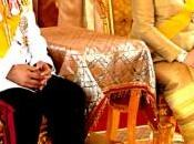 Haïti reine Thaïlande adressent leurs condoléances
