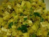 Salade quinoa plaisir gourmand janvier